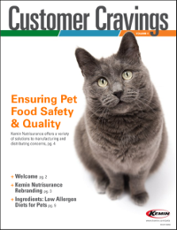 Customer Cravings - Food Safety and Quality Cover