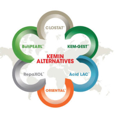 Kemin alternatives to antibiotic growth promoters (AGPs)