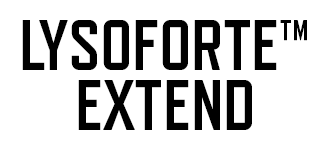 Lysoforte Extend Logo