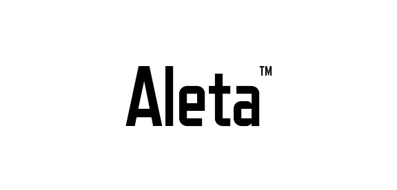 Aleta trademark logo isolated on a white background health solutions kemin animal nutrition and health